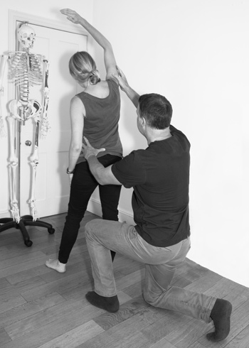 Treating back pain in Kingston & Surbiton