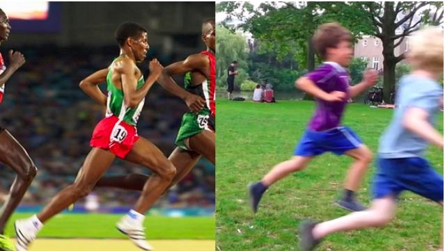 Change your running posture & reduce running injuries